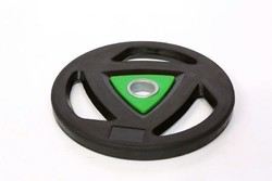 Gym Rubber Coated Plates