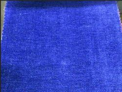 Plain Blue Furniture Upholstery