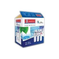 Multicoloured R O Packaging Box