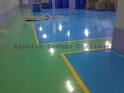 Industrial Epoxy Floor Coating Services