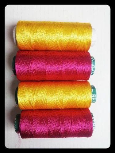 Viscose Rayon Hand Embroidery Thread At Rs 85 Box Viscose Rayon