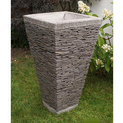 Indian Stone Planters