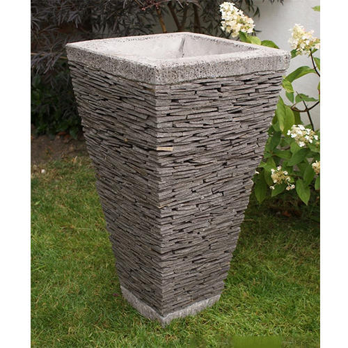 Indian Stone Planters At Rs 500 Piece Jaipur Id 6964713162