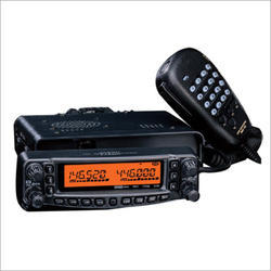 FM Dual Band Transceiver