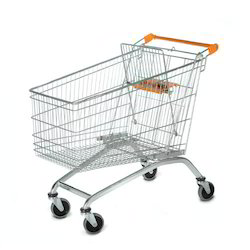 Shopping Trolley 125 Ltr