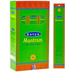 Satya Mantram Incense Sticks