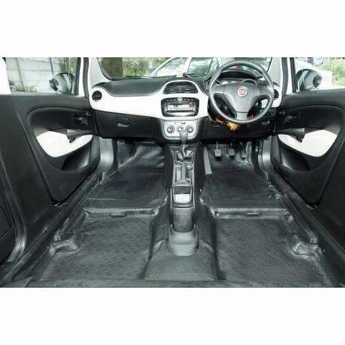 Leather Laminated Car Floor Mat