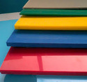 Coloured Polystyrene Sheet