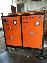 Shanti Vertical Industrial Electric Steam Boiler, Capacity: 0-500 kg/hr
