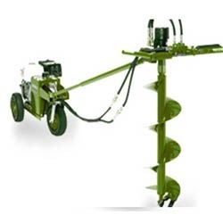 Man Portable Drilling Rigs