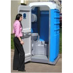 Blue Portable Toilet Rental Service in Sodala, Jaipur, Laxmi