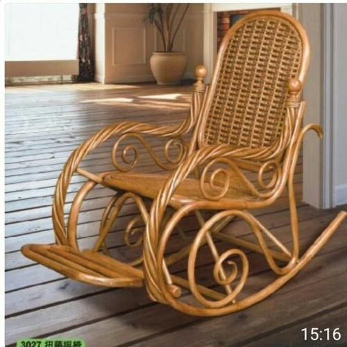 Ordinaire Cane Rocking Chair