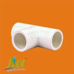 Jyot UPVC Reducer Plain Tee