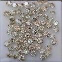Yellowish White Moissanite Diamond, Size: 15 Mm