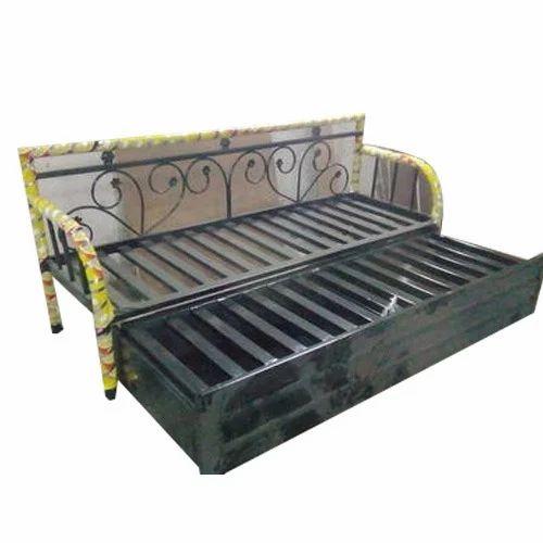 Iron Sofa Cum Bed