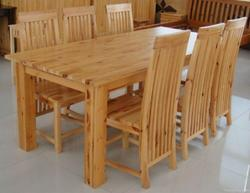 Wooden Dining Table Set Manufacturers Suppliers Amp Exporters