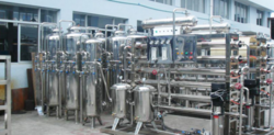 Wastewater Treatment Service