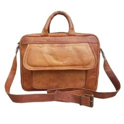 Genuine Leather Office Executive Messenger Bag MESS144