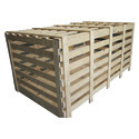 Wooden Industrial Crate