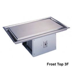 Frost Top 3F Refrigerator