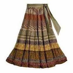 Women Long Skirts in Jaipur, Rajasthan, Ladies Long Skirts ...
