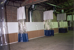 Body Shop Industrial Curtains
