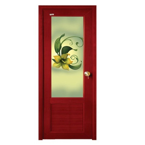 Bathroom Doors printed door - printed frp bathroom door manufacturer from ernakulam