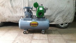 1 Hp Double Piston Kerosin Engine Air Compressors