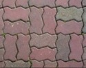 Zig Zag Paver Bricks