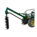 Hydraulic Post Hole Digger, Size: 6 To 30 Inch