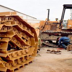 Undercarriage & Track Chain Repairs Services