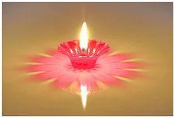 Sai Ram Floating Diyas