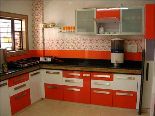 Modular Kitchen Decorating Designing