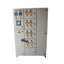 Stainless Steel Automatic Power Factor Panel