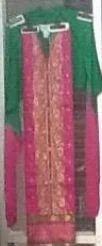 Unstitched Anarkali Dress Material