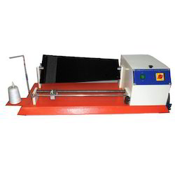 Industrial Yarn Appearance Board Winder