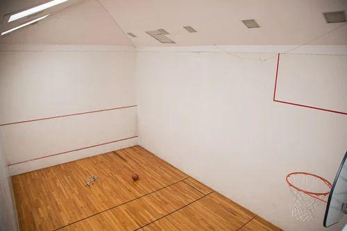 Squash Court Flooring KTL Rebowood
