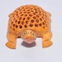 Designer Wooden Handicraft Turtle
