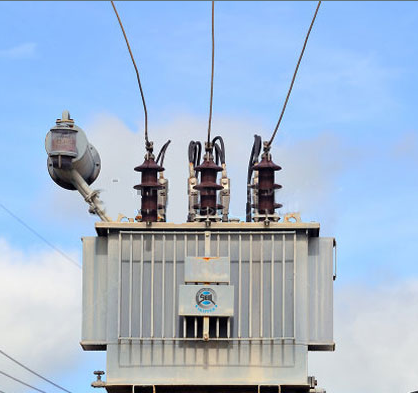Power Transformers From Skipper Distribution