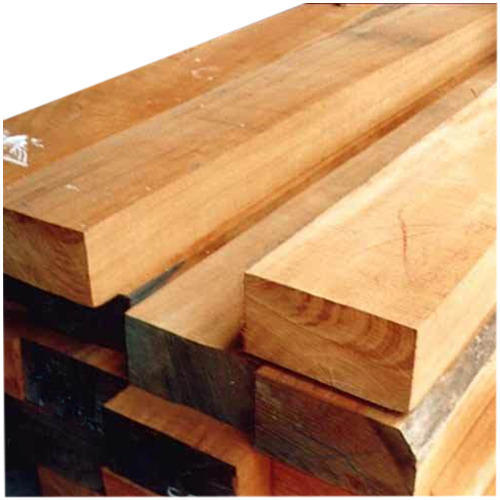 Square Teak Wood Rs 2200 Per Cubic Feet Asian Wood