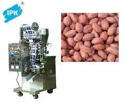 Groundnut Pouch Packing Machine