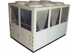 Dry Cool Multi Compressor Air Cooled Scroll Chiller, for Industrial Use