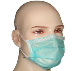For Mask Id Samarth Green Face Industries Disposable Surgical