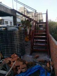 Iron Stair Case