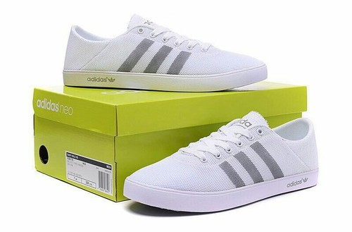1819391fe0dc White Adidas Neo Shoes