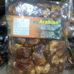 Dried A Grade Seedless Arabian Dates, Packaging Size: 500 g
