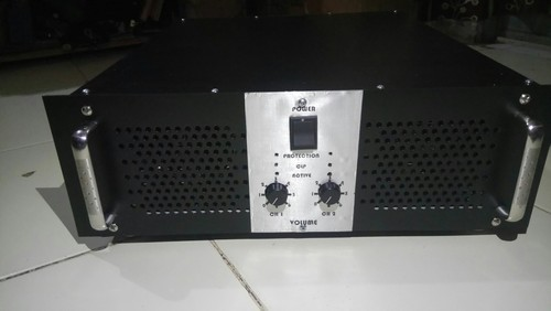 Dj Power Amplifier 1000 To 20000 Watts Rms For Hight Power