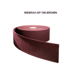 Abrasive Web For Cleaning