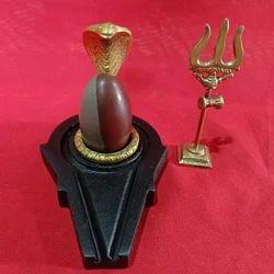Ardhnareshwar Narmada Shivling