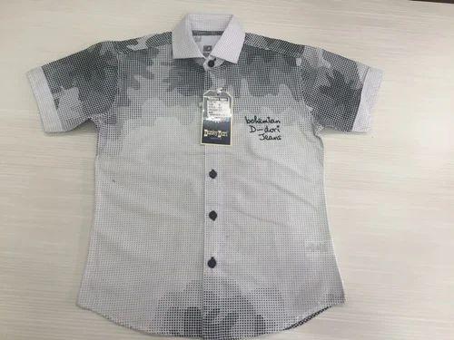 Design Kid Clothes | Designer Half Sleeves Kids Shirts At Rs 699 Piece Khokhra